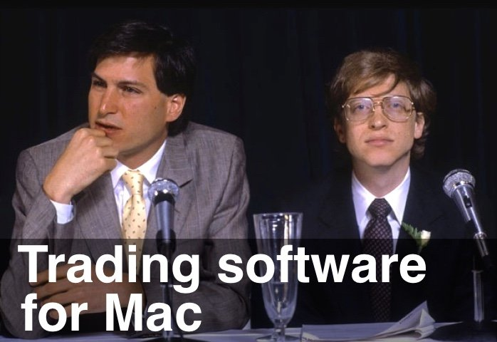 image of trading software for mac