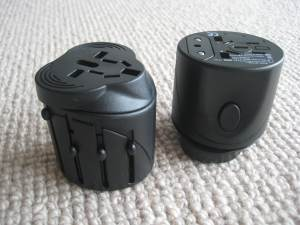 travelling and trading adapter