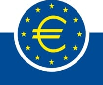 image of ECB central bank intervention