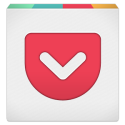 image of pocket icon app for saving RSS articles for later