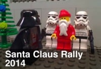 image of emini seasonal trade santa claus rally 2014