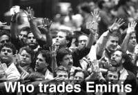 image of who trades Emini futures
