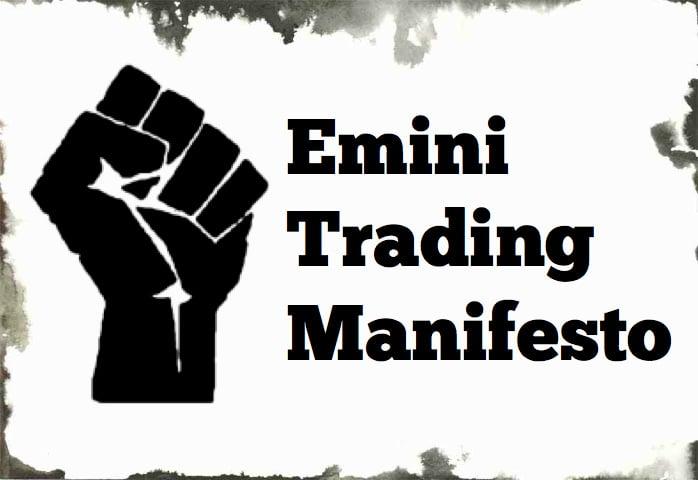 Emini s p brokers