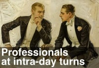 image of professionals at intra-day turning points