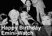 Happy Birthday Emini-Watch (and September Effect playing out)