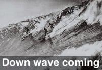 Seasonal Trade: Down Wave Coming