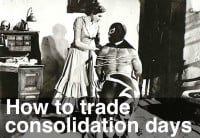 image of how to trade consolidation days