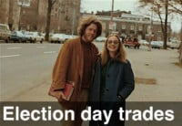 Election Day Trades