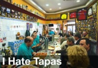 I Hate Tapas and Why Spain Will Never Get Out of It's Funk