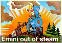 image of Emini runs out of steam